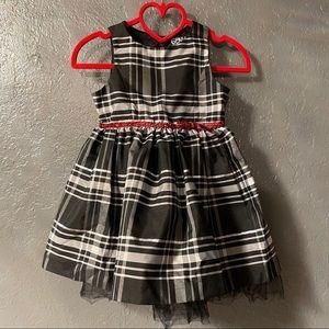 Osh Kosh Little Girls Holiday Dress 4/$20